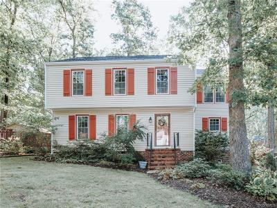 Henrico Single Family Home For Sale: 2327 Timberwood Place