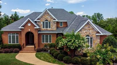 Glen Allen Single Family Home For Sale: 4901 Riverplace Court
