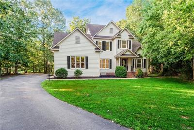 Chesterfield County Single Family Home For Sale: 12709 Old St Andrews Place