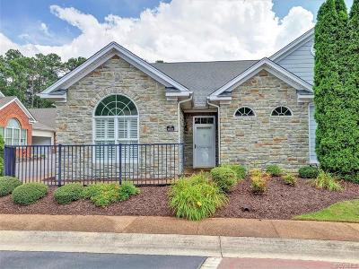 Henrico Condo/Townhouse For Sale: 10349 Trellis Crossing Lane