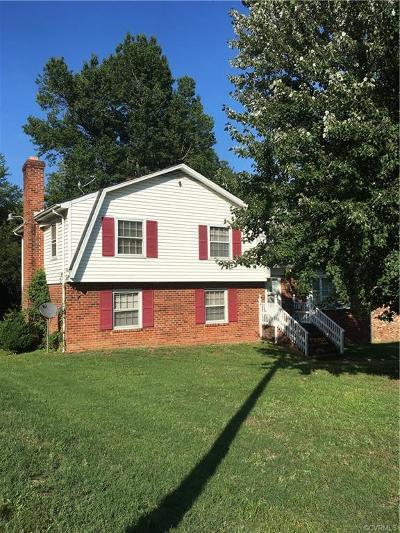 Henrico Single Family Home For Sale: 7815 Kahlua Drive