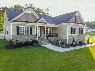 Midlothian Single Family Home For Sale: 8925 Lavenham Loop
