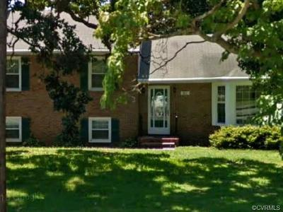 Henrico Single Family Home For Sale: 301 Wilkinson Road