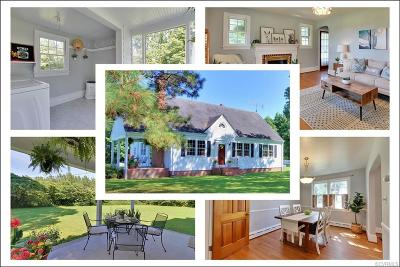 Surry County Single Family Home For Sale: 86 Rolfe Highway