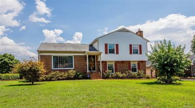 Richmond VA Single Family Home For Sale: $264,900