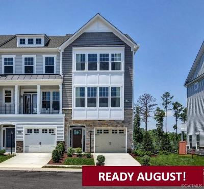 Henrico Single Family Home For Sale: 2144 Perennial Circle #20 Blk D