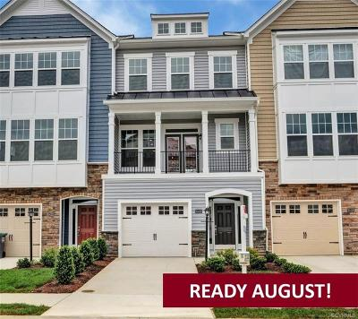 Henrico Single Family Home For Sale: 2142 Perennial Circle