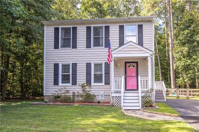 Henrico County Single Family Home For Sale: 2801 Ashley Glen Drive