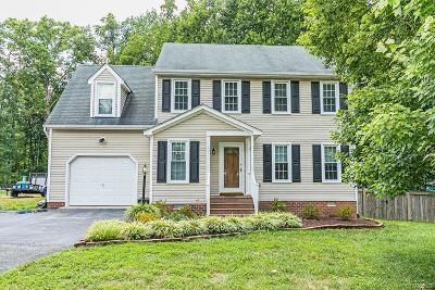 Chester Single Family Home For Sale: 1806 Northcreek Drive