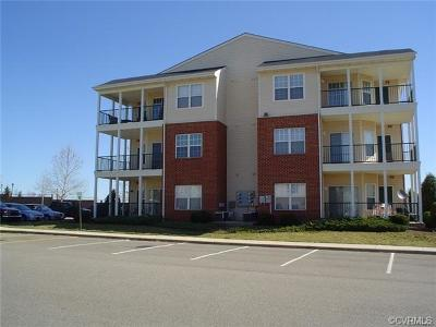 Henrico County Rental For Rent: 9501 Short Spoon Court #H