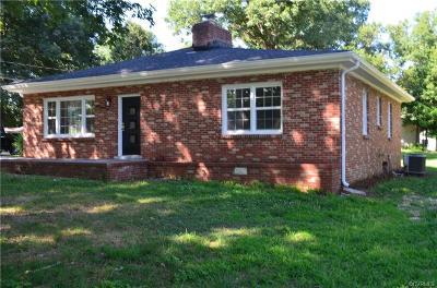 Henrico Single Family Home For Sale: 6710 Bethlehem Road