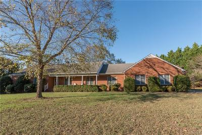 Hanover County Single Family Home For Sale: 5500 Old Gainsmill Lane