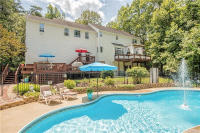 Powhatan County Single Family Home For Sale: 2014 Valley Springs Court