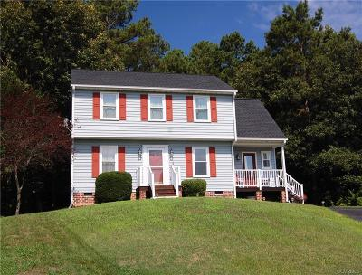 Hanover County Single Family Home For Sale: 6014 Dugout Terrace