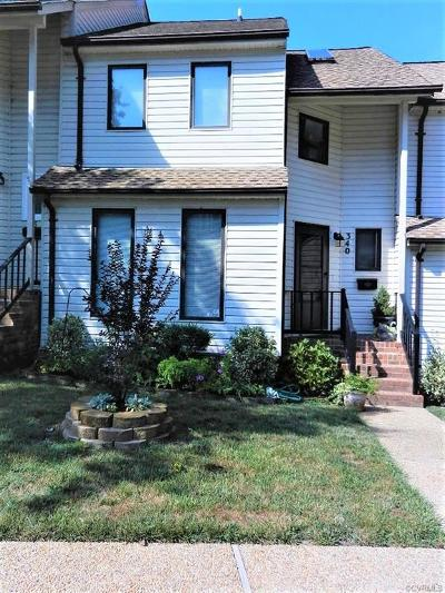 Henrico Single Family Home For Sale: 340 Southern Court