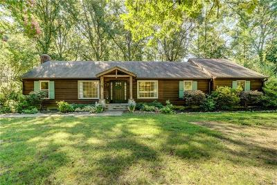 Chesterfield Single Family Home For Sale: 1025 Peck Road
