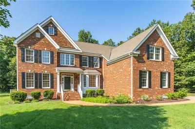 Henrico Single Family Home For Sale: 3201 Lavecchia Way