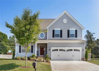 Hanover Single Family Home For Sale: 9508 Thornecrest Drive