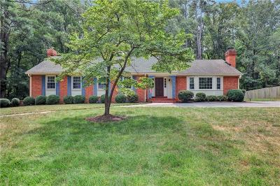 Richmond Single Family Home For Sale: 4297 Cheyenne Road