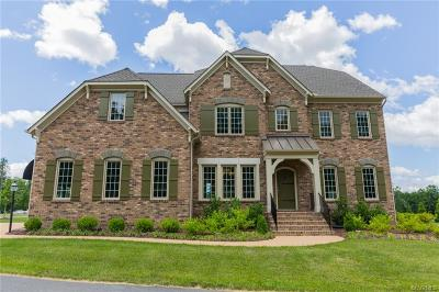 Glen Allen Single Family Home For Sale: 12313 Hawksgate Landing Court