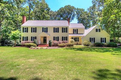 Chesterfield County Single Family Home For Sale: 2261 Banstead Road