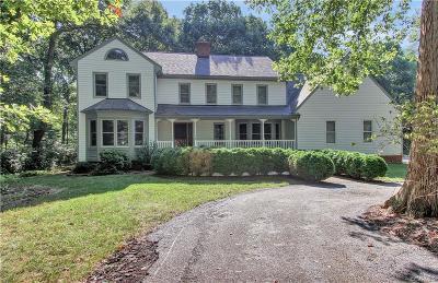 Midlothian Single Family Home For Sale: 2841 Glendower Court