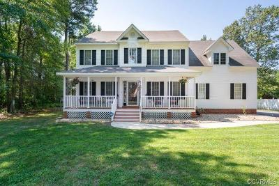 Prince George Single Family Home For Sale: 3221 Tavern Road