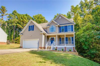Henrico Single Family Home For Sale: 201 Pilgrim Lane