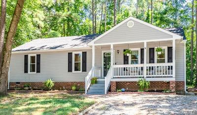 Chesterfield Single Family Home For Sale: 6701 Huntsville Road