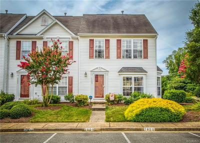 Henrico County Single Family Home For Sale: 7909 Cottesmore Terrace