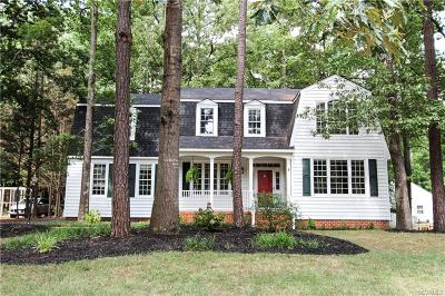 Henrico Single Family Home For Sale: 10316 Capilano Place