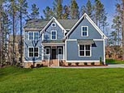 Chesterfield County Single Family Home For Sale: 17024 Westington Road