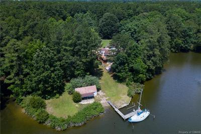 Single Family Home For Sale: 2171 Taylors Creek Road