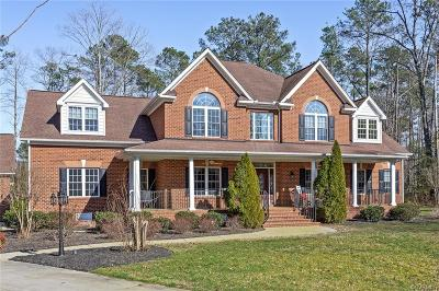 Chesterfield County Single Family Home For Sale: 4407 Chippoke Road