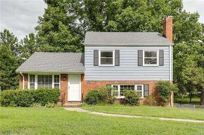 Chesterfield Single Family Home For Sale: 6231 Meadowburm Drive