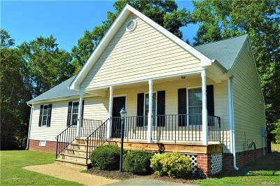 Aylett Single Family Home For Sale: 114 Central Crossing Terrace
