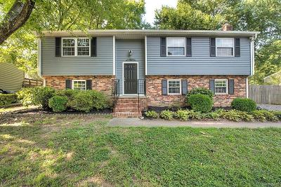 Henrico County Single Family Home For Sale: 9311 Cason Road