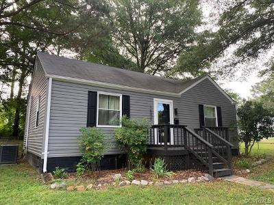 Henrico County Single Family Home For Sale: 1803 Rockwood Road