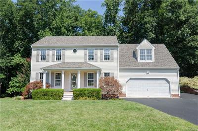 Mechanicsville Single Family Home For Sale: 10289 Grand Hickory Drive