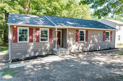 Chester Single Family Home For Sale: 9306 Greatbridge Road