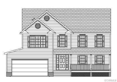 Richmond Single Family Home For Sale: John's Way