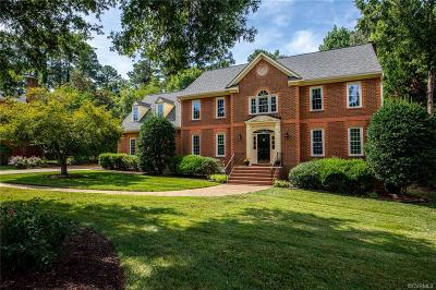 Henrico Single Family Home For Sale: 10857 Millington Lane