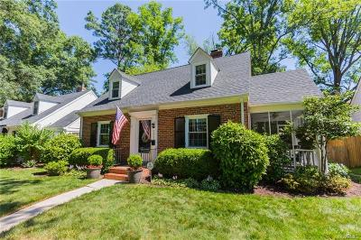Richmond Single Family Home For Sale: 5002 Bromley Lane