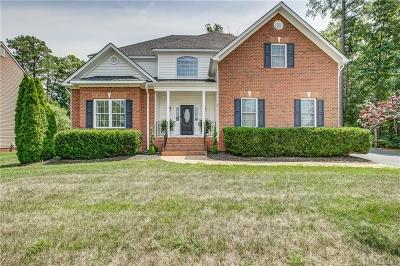 Chesterfield Single Family Home For Sale: 9213 Sir Britton Drive