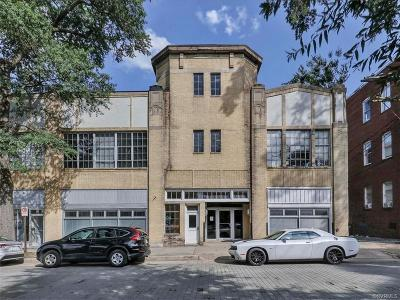Richmond Condo/Townhouse For Sale: 1657 W Broad Street #4