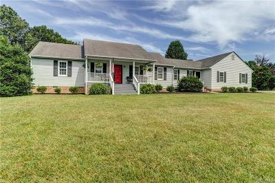Bumpass Single Family Home For Sale: 469 Belsches Road