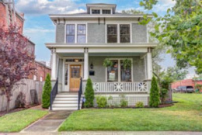 Richmond Single Family Home For Sale: 2927 Garland Avenue