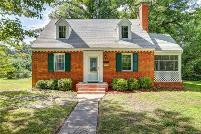 Henrico Single Family Home For Sale: 2613 Lincoln Avenue