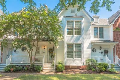 Hanover County Condo/Townhouse For Sale: 302 Myrtle Street #E