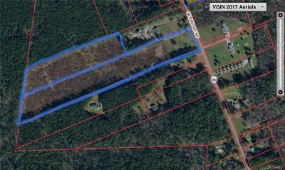 Land For Sale: 14320 Gatewood Road